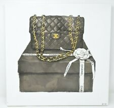 """Oliver Gal Boxed Beauty Wall Art, Channel, 16"""" x 16"""""""