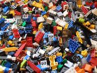 Lego 200x Sonderteile Spezialteile Kleinteile bunt gemischt  Konvolut