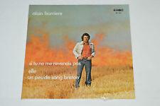 ALAIN BARRIERE Si tu ne me revenais pas LP 1972 NEW SEALED Able Canada ABL-7006