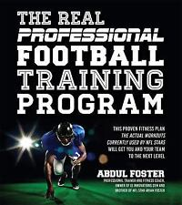 The Real Professional Football Training : This Proven Fitness Plan-The Actual...