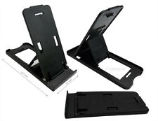 Handy Ständer Halterung f. Smartphones Phablet Smartphone Telefon Tablet schwarz