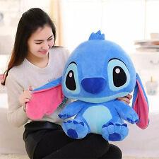 Lilo & Stitch Disney Plush Doll Blue Bear Soft Stuffed Toy Birthday Gift 45cm