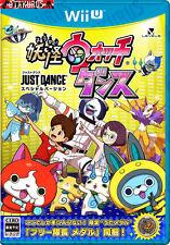 Yokai watch dance-Just Dance Nintendo Wii U Japon