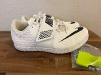 Nike Zoom HJ High Jump Elite Track & Field Phantom/Oil Grey 806561-001 Men's 5.5