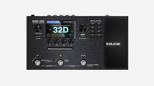 New NUX MG-30 Micro Guitar Processor Guitar Effects Pedal