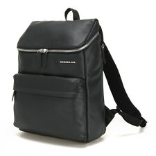 MANDARINA DUCK Genuine Leather Backpack Laptop School Business MD PRIME PRT01920
