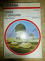 URANIA 1094 BRUSSOLO - TERRA DI URAGANI - ANNO: 1989  (LS)