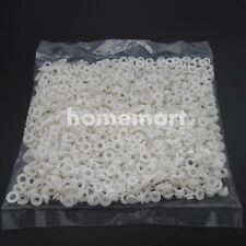 2000PCS TO-220 White Transistor Plastic Washer Insulation Washers TO 220 For M3