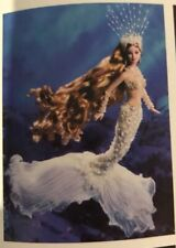 ENCHANTED MERMAID Barbie Most Beautiful Fantasy Doll Rare Factory Tissue