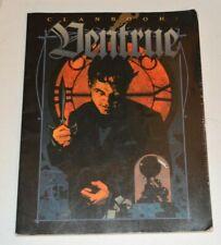 CLANBOOK VENTRUE  Revised Vampire the Masquerade White Wolf World of Darkness