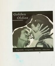 Golden Oldies By Various CD