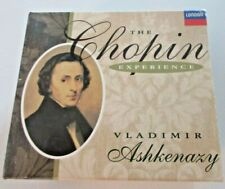 The Chopin Experience Vladimir Ashkenazy 5 CD Set