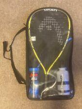 Head CPS Inferno Racquetball Pack 3 Penn Balls Water Bottle Glasses Eye Wear