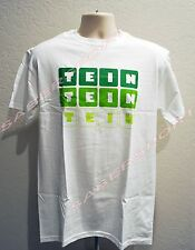"""IN STOCK"" AUTHENTIC TEIN ORIGINAL GOODS GRADATION T-SHIRT WHITE - SIZE LARGE"