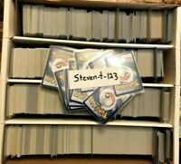 100 Real Pokemon Card Lot Near Mint w/ 11 HOLO CARDS Guaranteed! NO ENERGY CARDS