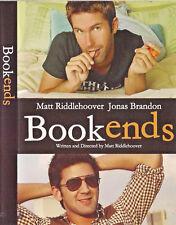 Bookends (DVD, 2009) Jonas Brandon, Lindsay Hancock; Matt Riddlehoover