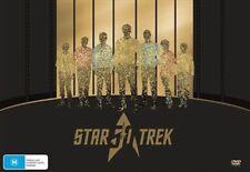STAR TREK 50th Anniversary Edition : Complete Original/Animated/Movie : NEW DVD