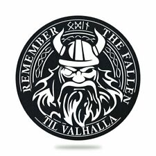 Remember the Fallen till Valhalla