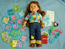 Playmates Amazing Maddie Interactive Doll,1999, Excellent Condition, She Talks