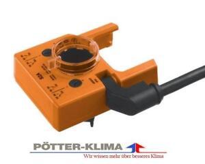 Belimo S2A Hilfsschalter, aufsteckbar, für Luftklappenantriebe  *Neu / OVP*