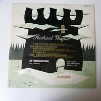 Richard Wagner LP Vinyl Record The flying Dutchman Royal Philharmonic orchestra