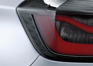 BMW F31 Wagon M Performance Rear Lights 2450110 63212450110 GENUINE NEW