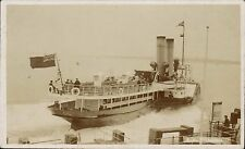 ? Southsea / Portsmouth. SS Queen.