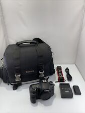 Canon EOS 7D 18.0 MP Digital SLR Camera Body with Battery, Charger, Camera Bag
