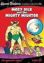 MOBY DICK & THE MIGHTY MIGHTOR: COMPLETE SERIES Region Free DVD - Sealed