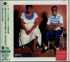 ELLA FITZGERALD-ELLA AND LOUIS-JAPAN UHQCD Ltd/Ed G88