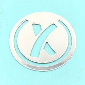 Rare Tiffany & Co. Paloma Picasso X Kiss Paper Clip Bookmark 925 Sterling Silver