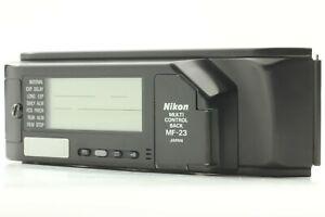 【EXCELLENT ++++ 】 Nikon MF-23 Digital Multi Control Data Back F4 F4S F4E JAPAN