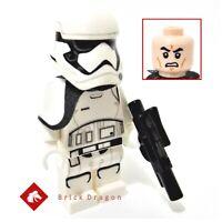 Lego Star Wars First Order Stormtrooper Squad Leader / Sergeant from set 75190