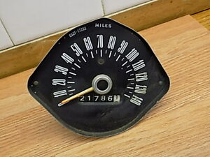 Part 1966 Ford Mustang Speedometer