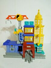 Geotrax Bright Lights Center Crane Lights and Sounds