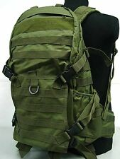 Tactical Military Rucksack Hunting Bags Combat Digital Camo Backpack Molle