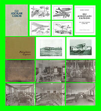 COLLECTION TUTTO CAPRONI AIRCRAFT REGIA AERONAUTICA VIZZOLA FLIGHT MANUAL - DVD