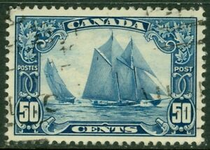 EDW1949SELL : CANADA Scott #158 Used. A Superb lightly cancelled stamp. Cat $65.