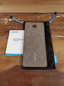 Anker PowerCore III Sense 10W 10000mAh Power Bank A1231 Winter Sage SHIPS FREE!