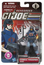 GI JOE ~ 2011 COBRA TROOPER ~ RENEGADES PARATROOPER ~ MOC 30th