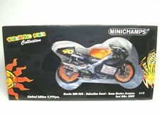 Minichamps Pm122006186 Honda V.rossi 2000 Test Bike 1 12 Modellino