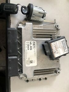 Mazda BT-50 Ford Ranger 06-11 2.5TDCI 16V SET ECU Engine Computer WLAS18881D