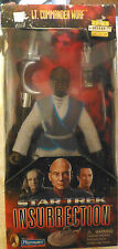 New Star Trek Insurrection Worf collectors series #ed - E