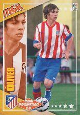 N°408 OLIVER TORRES MUNOZ # PROMESAS ATLETICO MADRID CARD PANINI MGK LIGA 2014