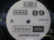 Latino Rave - Latino Mix     UK 7 - inch