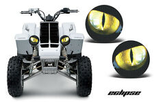 Headlight Eye Graphics Kit Decal Cover For Yamaha Banshee 350 1987-2005 ECLIPSE