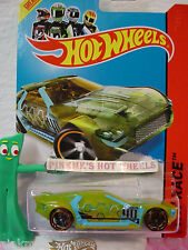 Case B/C 2014 Hot Wheels BULLET PROOF #171 US∞Yellow; 40∞HW Race ∞X-Raycers
