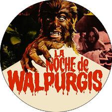IMAN/MAGNET LA NOCHE DE WALPURGIS . paul naschy pato shepard leon klimovsky