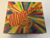 The Monkees - 50 - New Triple CD Album NEW SEALED 3 CD SET 081227947347