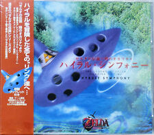 Legend of Zelda - HYRULE SYMPHONY - original Soundtrack CD